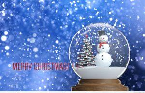 Cute Merry Christmas Wallpaper HD