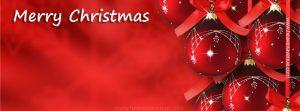 Merry Christmas Facebook Cover Photos