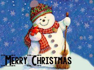 Merry Christmas Whatsapp DP Images