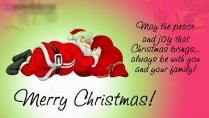 Merry Christmas Whatsapp Status
