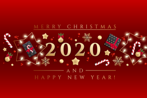 Merry Christmas and New Year 2020 Photos