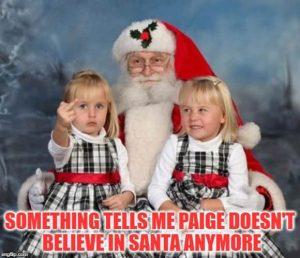 Christmas Memes Santa Clause