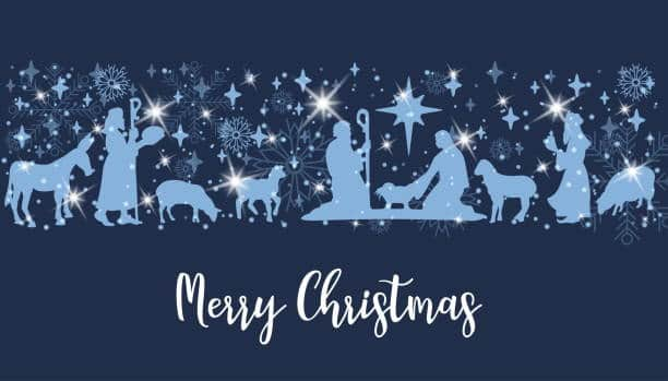 Cute Merry Religious Christmas Pictures