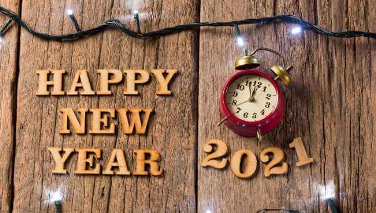 Happy New Year 2021 Images For Facebook