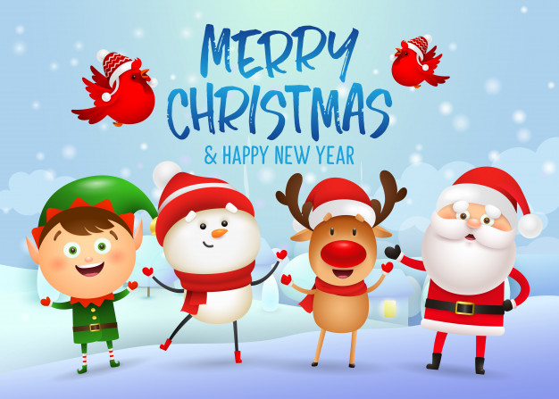 Images of Happy Christmas 2020