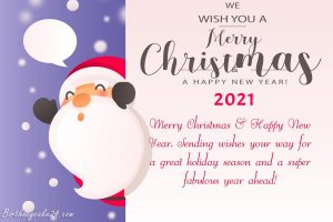 Merry Christmas And Happy New Year 2021 Photos