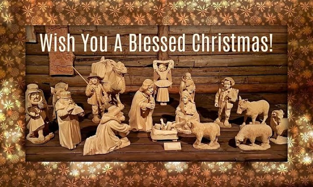 Merry Christmas Religious Images 2020