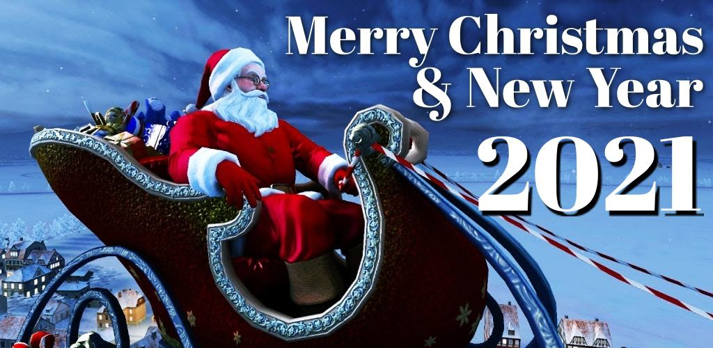 Merry Christmas and Happy New Year 2021 Pictures