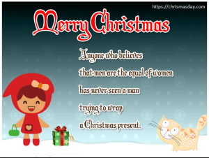 Short and Funny Merry Christmas Messages