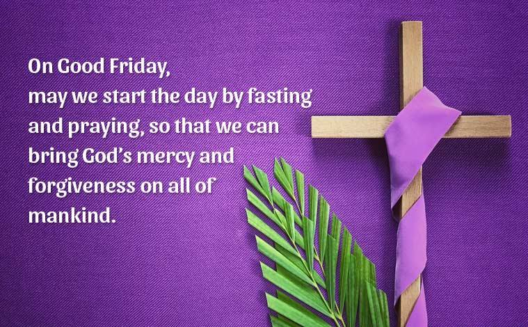 Good Friday Messages Quotes
