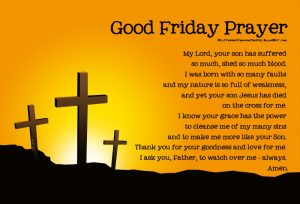 Good Friday Quotes From the Bible