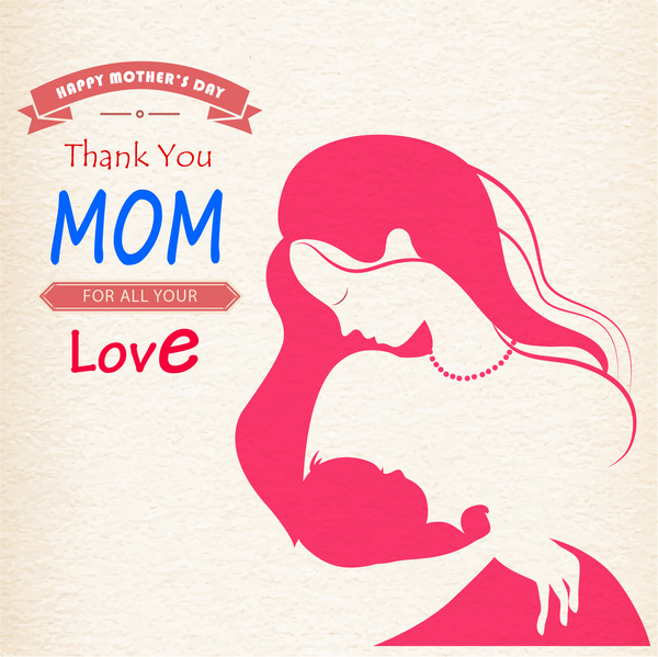 Happy Mothers Day Images Free Download Vector