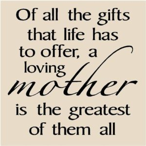 Mothers Day Quotes From Daughter With Flower