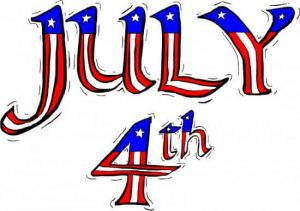4th Of July Pictures Clipart