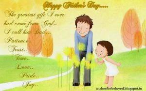 Happy Fathers Day Messages 2020