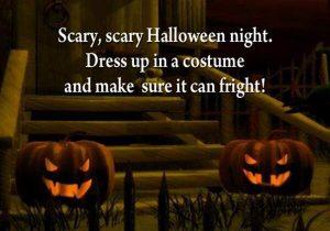 Happy Halloween 2020 Messages