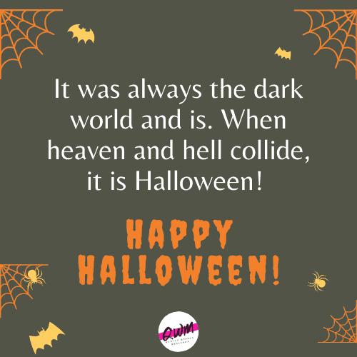 Happy Halloween Quotes 2020