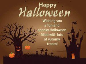 Happy Halloween WishesImages