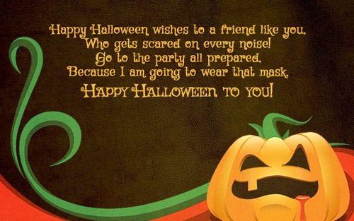 Happy Halloween WishesSayigns