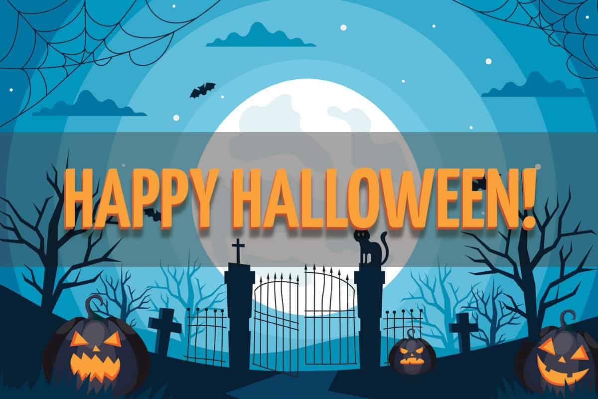 Spooky Happy Halloween Photos Free Download