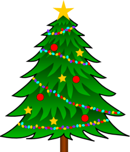 Christmas Tree Images Clipart