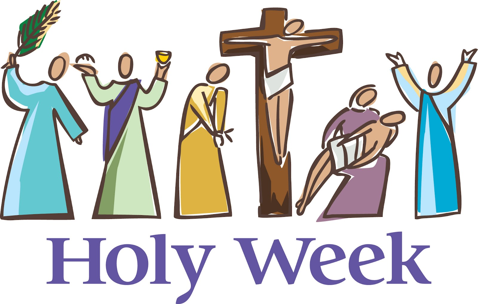 Holy Week Images Clipart
